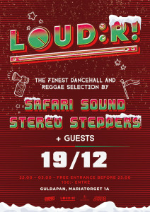 LOUD:R! 19/12 X-Mas Edition!
